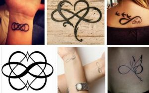 Infinity Symbol Tattoo & Infinity Heart Tattoo Images