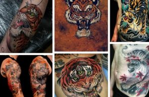 Japanese Tiger Tattoo & Tiger Tattoo Design and Meaning