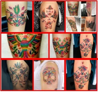 Embroidery Tattoo *2021 New Best