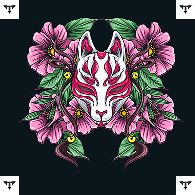 Kitsune Tattoo & Kitsune Mask Tattoo *2021 Best Tattoo