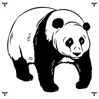 Panda Tattoo & Red Panda Tattoo Ideas *2021 New