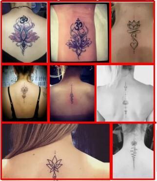 Unalome Tattoo & Unalome Lotus Tattoo *2021 New